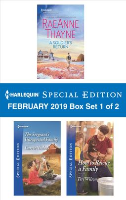 Harlequin Special Edition February 2019 - Box Set 1 of 2