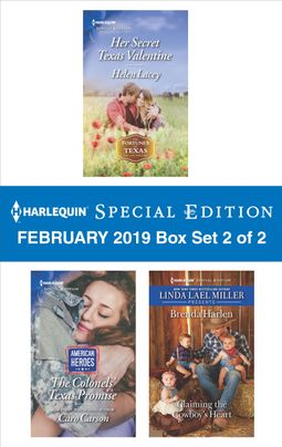 Harlequin Special Edition February 2019 - Box Set 2 of 2