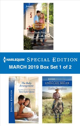 Harlequin Special Edition March 2019 - Box Set 1 of 2
