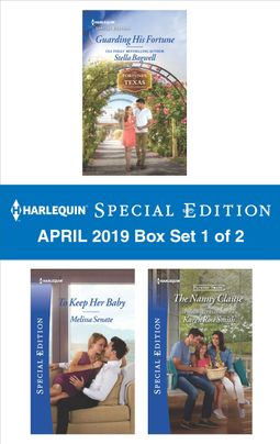 Harlequin Special Edition April 2019 - Box Set 1 of 2