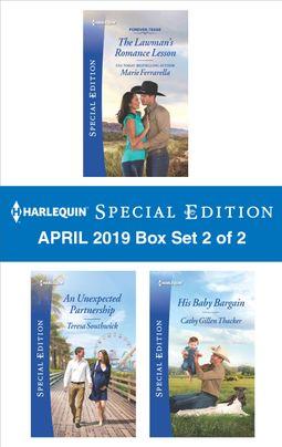 Harlequin Special Edition April 2019 - Box Set 2 of 2