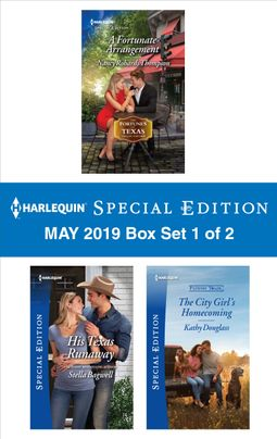 Harlequin Special Edition May 2019 - Box Set 1 of 2