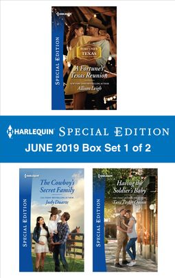 Harlequin Special Edition June 2019 - Box Set 1 of 2
