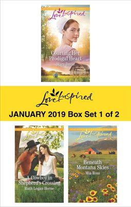 Harlequin Love Inspired January 2019 - Box Set 1 of 2