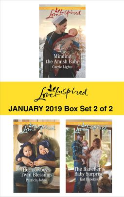 Harlequin Love Inspired January 2019 - Box Set 2 of 2