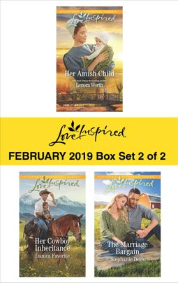 Harlequin Love Inspired February 2019 - Box Set 2 of 2