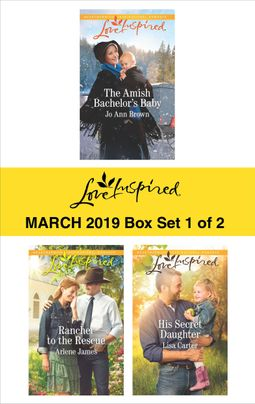 Harlequin Love Inspired March 2019 - Box Set 1 of 2