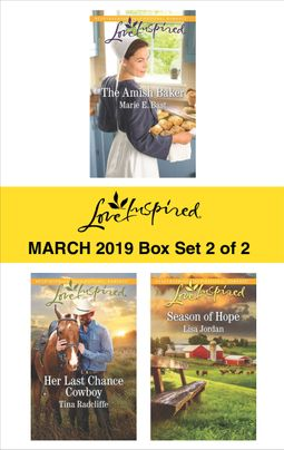 Harlequin Love Inspired March 2019 - Box Set 2 of 2
