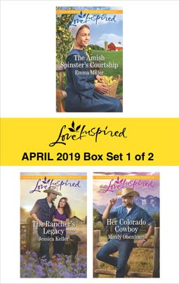Harlequin Love Inspired April 2019 - Box Set 1 of 2