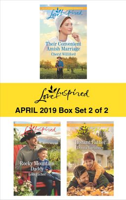 Harlequin Love Inspired April 2019 - Box Set 2 of 2