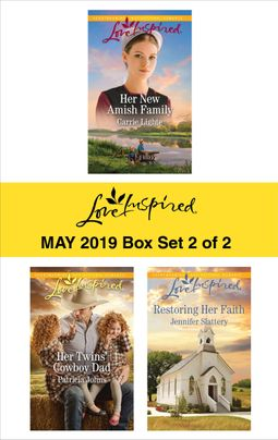 Harlequin Love Inspired May 2019 - Box Set 2 of 2