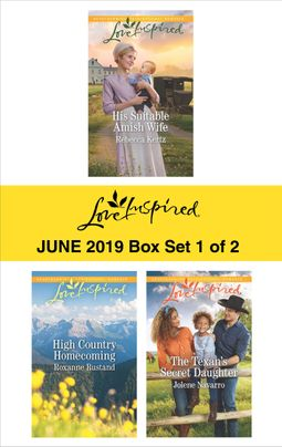 Harlequin Love Inspired June 2019 - Box Set 1 of 2