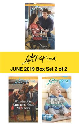 Harlequin Love Inspired June 2019 - Box Set 2 of 2