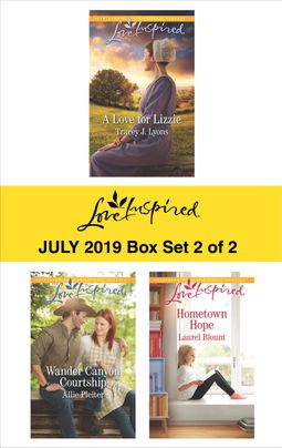 Harlequin Love Inspired July 2019 - Box Set 2 of 2