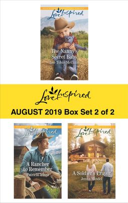 Harlequin Love Inspired August 2019 - Box Set 2 of 2