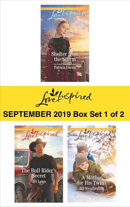 Harlequin Love Inspired September 2019 - Box Set 1 of 2