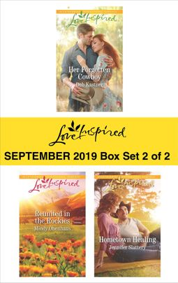 Harlequin Love Inspired September 2019 - Box Set 2 of 2