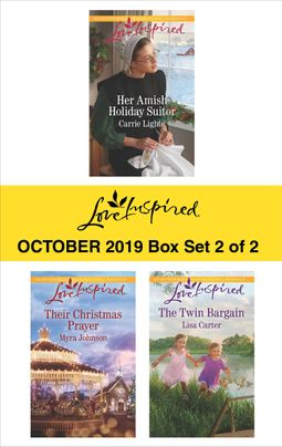Harlequin Love Inspired October 2019 - Box Set 2 of 2