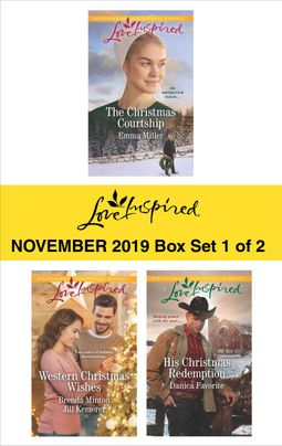 Harlequin Love Inspired November 2019 - Box Set 1 of 2