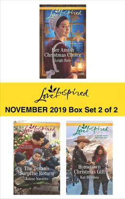 Harlequin Love Inspired November 2019 - Box Set 2 of 2