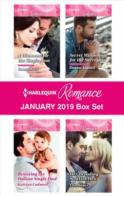 Harlequin Romance January 2019 Box Set
