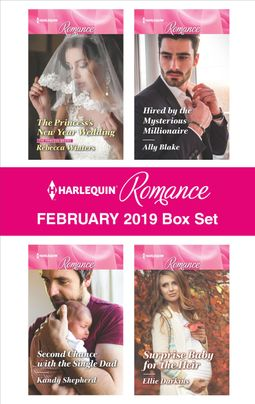 Harlequin Romance February 2019 Box Set