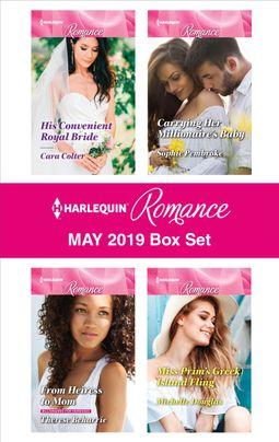 Harlequin Romance May 2019 Box Set