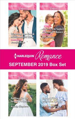 Harlequin Romance September 2019 Box Set