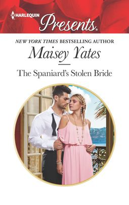 The Spaniard's Stolen Bride