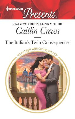 Harlequin | The Italian's Twin Consequences