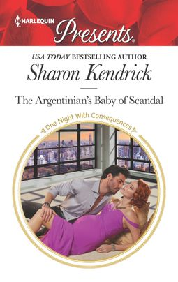 The Argentinian's Baby of Scandal
