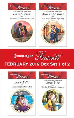 Harlequin Presents - February 2019 - Box Set 1 of 2