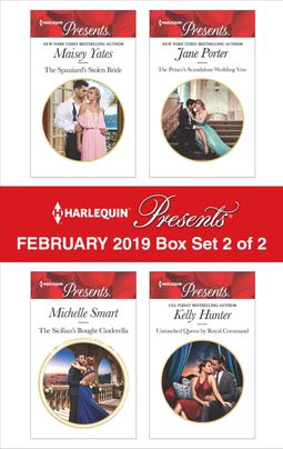 Harlequin Presents - February 2019 - Box Set 2 of 2