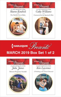 Harlequin Presents - March 2019 - Box Set 1 of 2