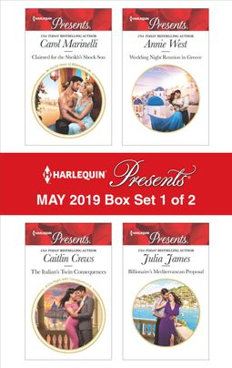 Harlequin Presents - May 2019 - Box Set 1 of 2