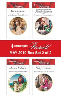 Harlequin Presents - May 2019 - Box Set 2 of 2