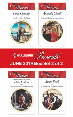 Harlequin Presents - June 2019 - Box Set 2 of 2