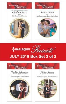 Harlequin Presents - July 2019 - Box Set 2 of 2