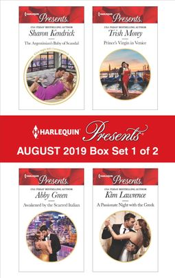 Harlequin Presents - August 2019 - Box Set 1 of 2