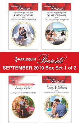 Harlequin Presents - September 2019 - Box Set 1 of 2