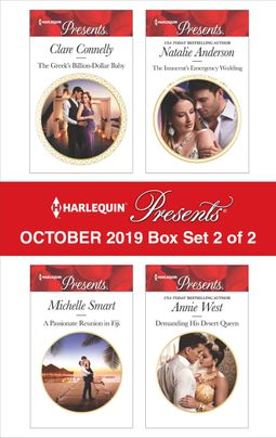 Harlequin Presents - October 2019 - Box Set 2 of 2