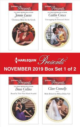 Harlequin Presents - November 2019 - Box Set 1 of 2
