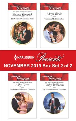 Harlequin Presents - November 2019 - Box Set 2 of 2