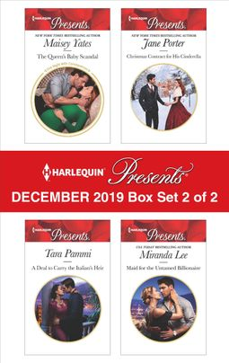 Harlequin Presents - December 2019 - Box Set 2 of 2