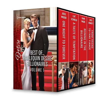 Best of...Harlequin Desire Billionaires Volume 1