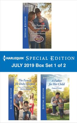 Harlequin Special Edition July 2019 - Box Set 1 of 2