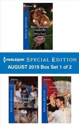 Harlequin Special Edition August 2019 - Box Set 1 of 2