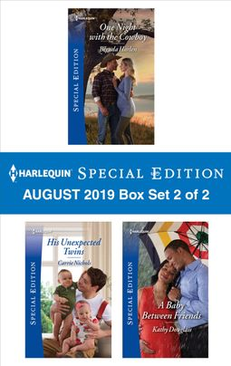 Harlequin Special Edition August 2019 - Box Set 2 of 2