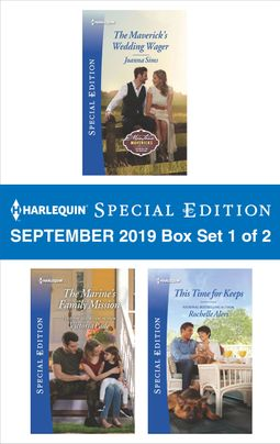 Harlequin Special Edition September 2019 - Box Set 1 of 2