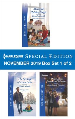 Harlequin Special Edition November 2019 - Box Set 1 of 2